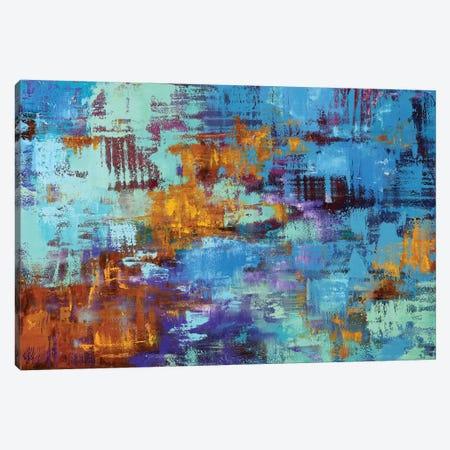 Abstract I Canvas Print #OBO79} by Olena Bogatska Canvas Art Print