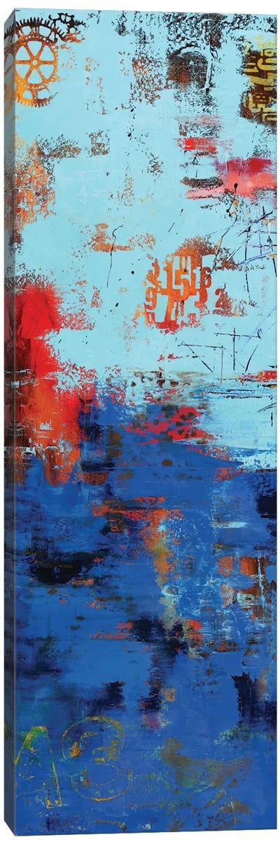 Abstract II Canvas Art Print