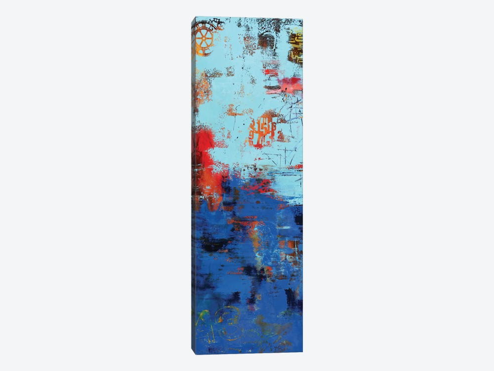 Abstract II 1-piece Canvas Art
