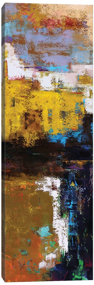 Abstract IV Canvas Art Print