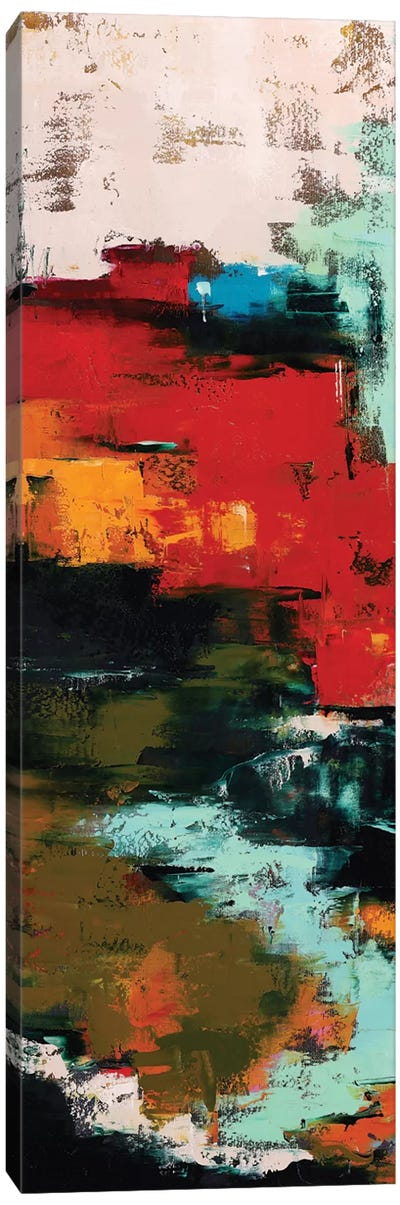 Abstract VI Canvas Art Print