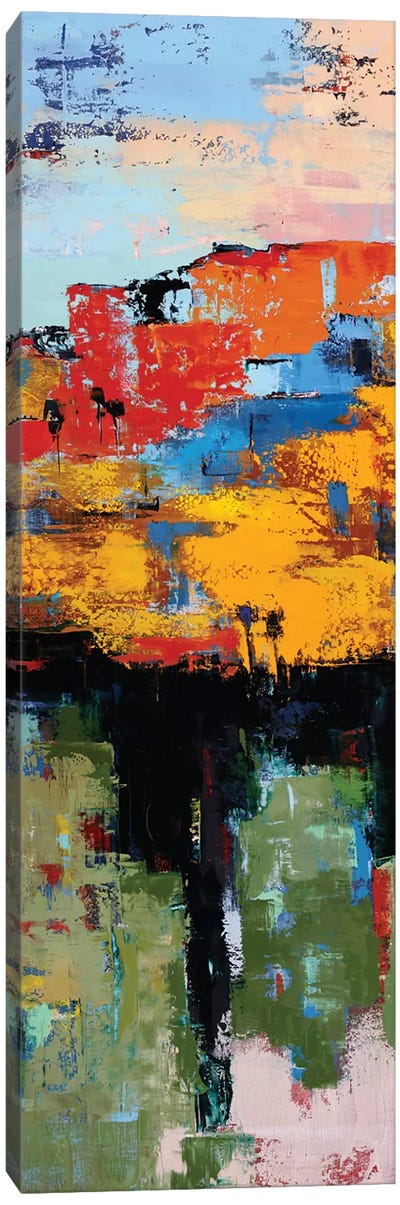Abstract VIII Canvas Art Print