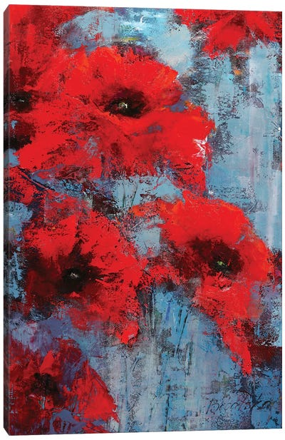 Poppyseed Canvas Art Print
