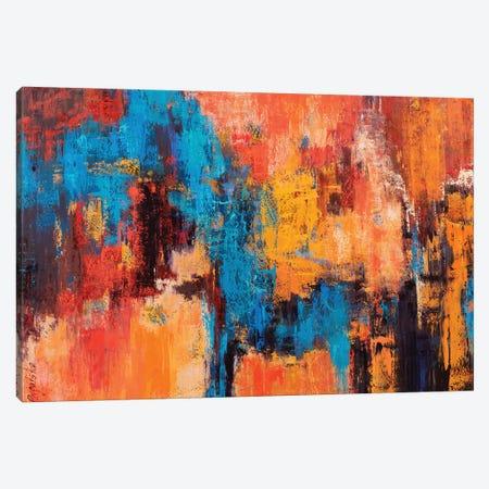 Abstract #15 Canvas Print #OBO99} by Olena Bogatska Canvas Print