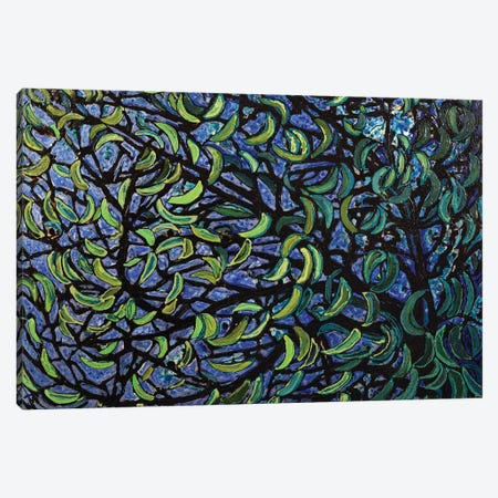Mulberry Triptych III Canvas Print #OCN52} by James O'Connell Canvas Art Print