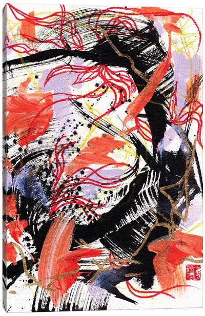 Beethoven: Kiss Of Fate Canvas Art Print