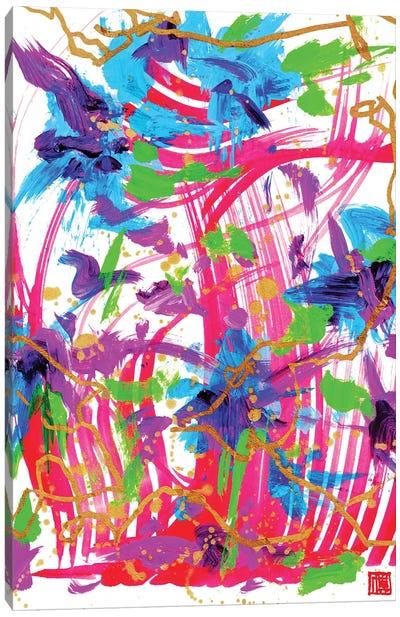 Altar Flowers (Beethoven's Eroica) Canvas Art Print