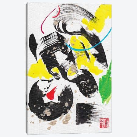 Spring Song I Canvas Print #ODF40} by Odilia Fu Canvas Print
