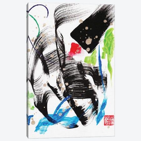 Spring Song III Canvas Print #ODF42} by Odilia Fu Art Print