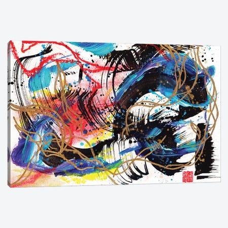 Beethoven's Fate Canvas Print #ODF48} by Odilia Fu Art Print