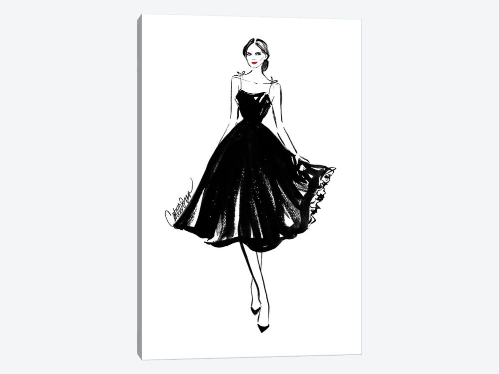 A Touch Of Vintage by Cate Odson 1-piece Canvas Print