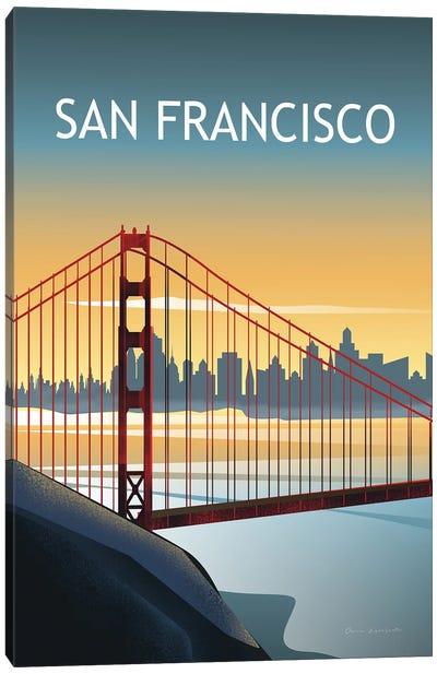San Francisco II Canvas Art Print