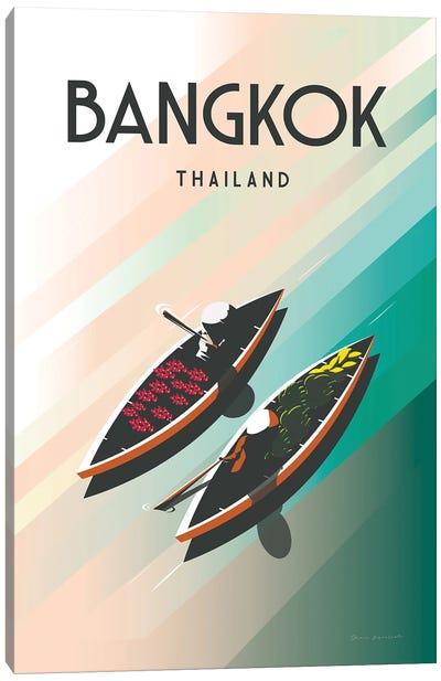 Bangkok Thailand Canvas Art Print