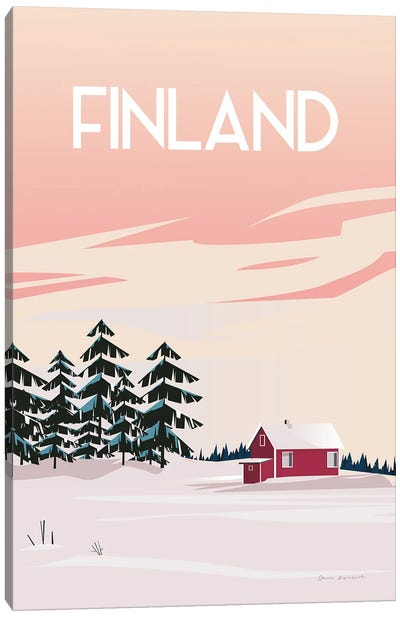 Finland II Canvas Art Print