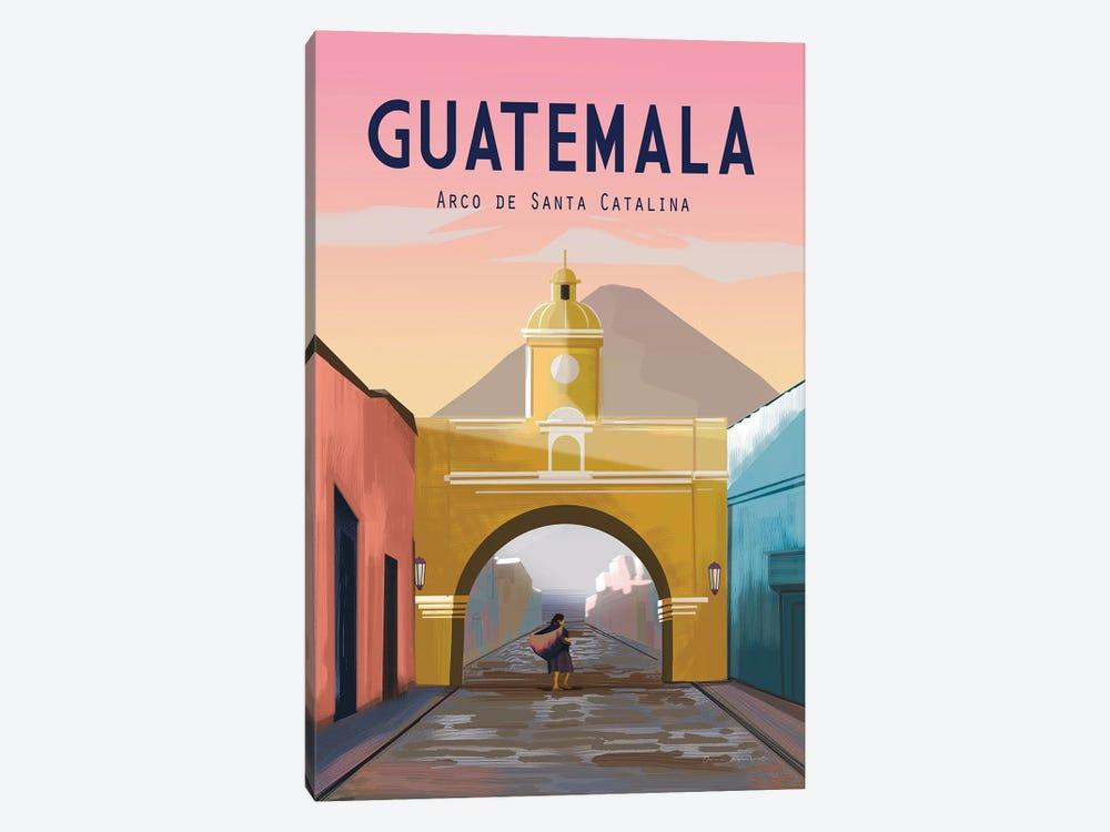 Guatemala by Omar Escalante 1-piece Canvas Wall Art