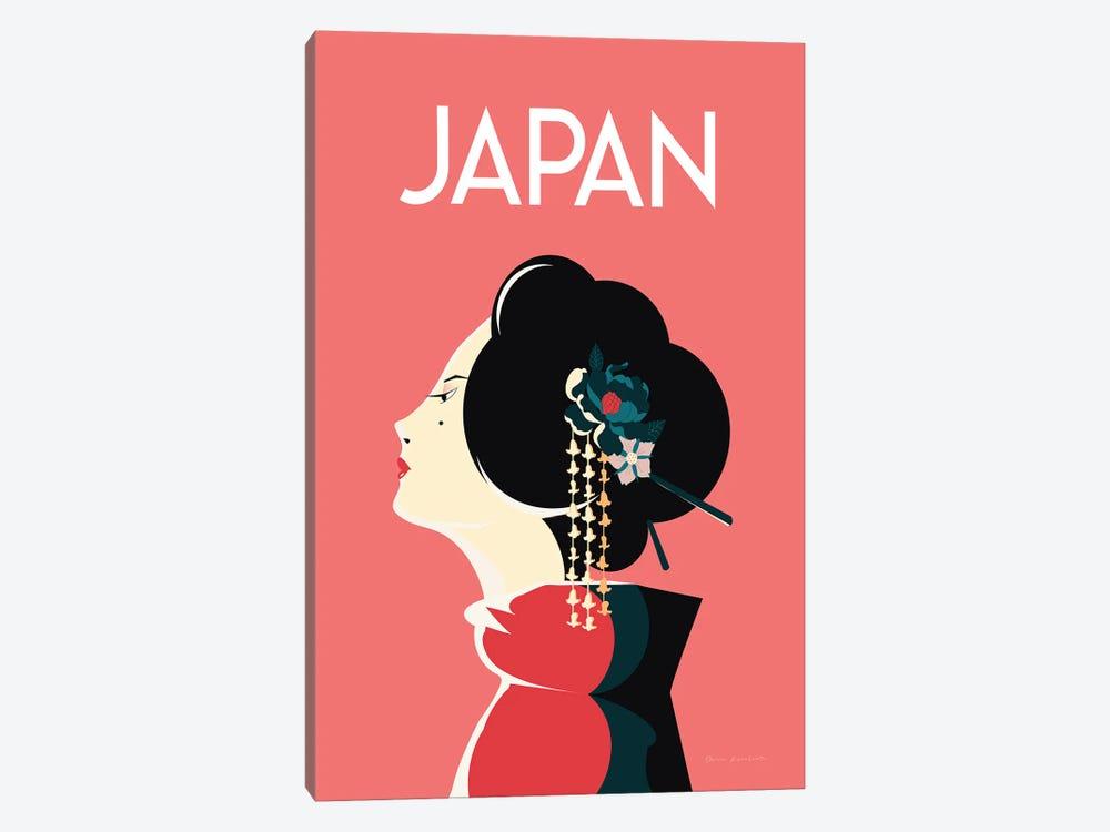 Japan by Omar Escalante 1-piece Canvas Art Print