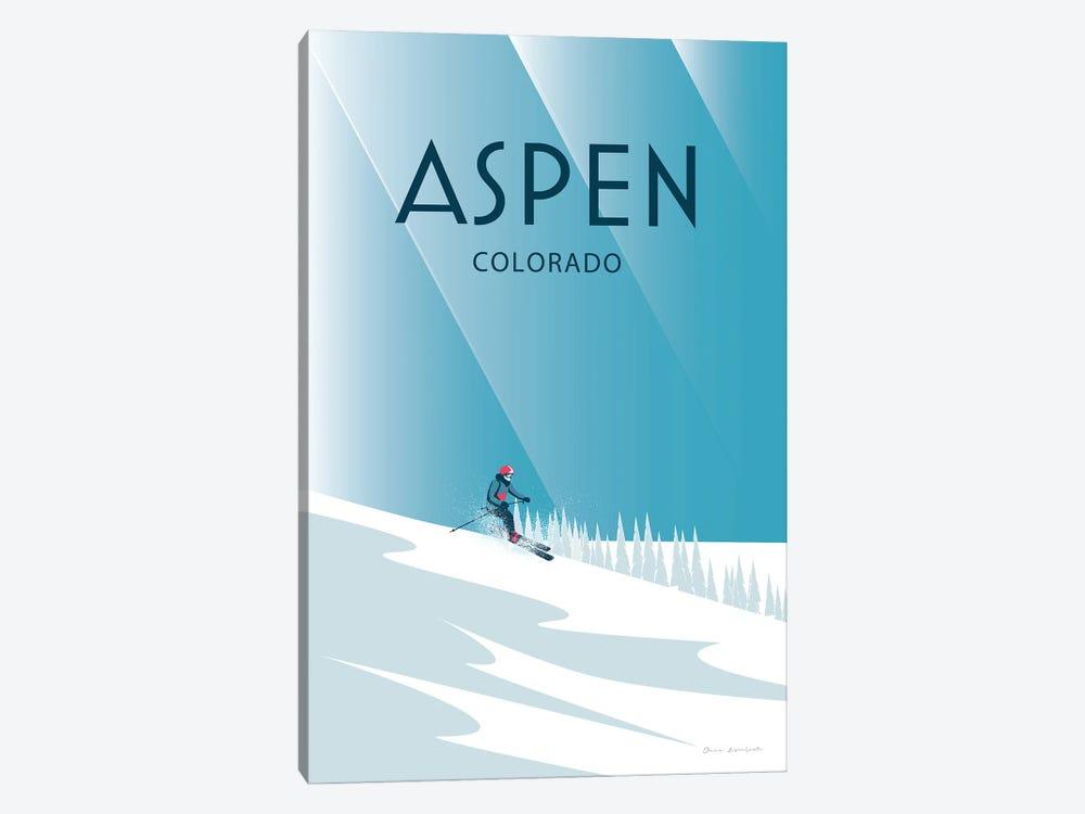 Aspen by Omar Escalante 1-piece Canvas Print