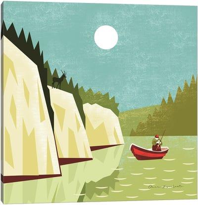 Great Outdoors V Canvas Art Print