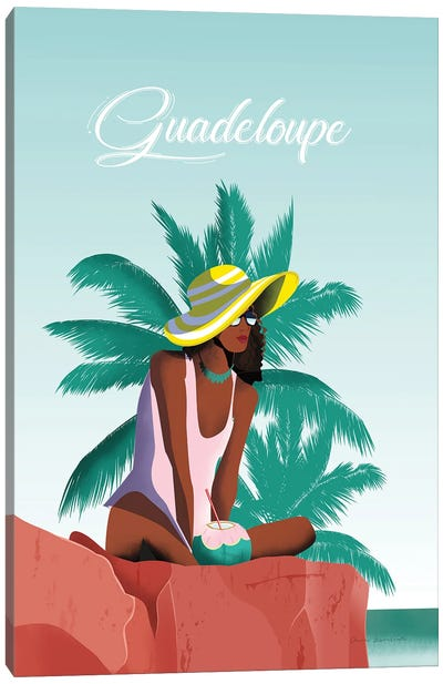 Guadalupe Canvas Art Print