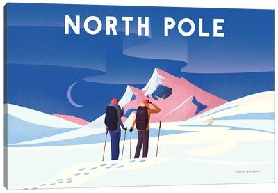 North Pole Canvas Art Print