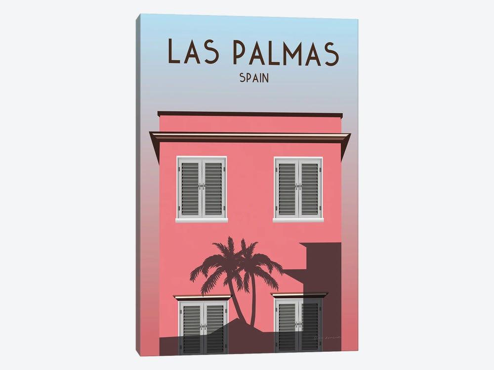 Las Palmas by Omar Escalante 1-piece Canvas Art