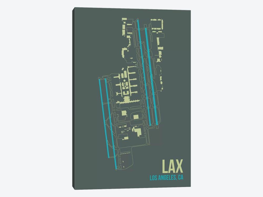 Los Angeles by 08 Left 1-piece Canvas Artwork