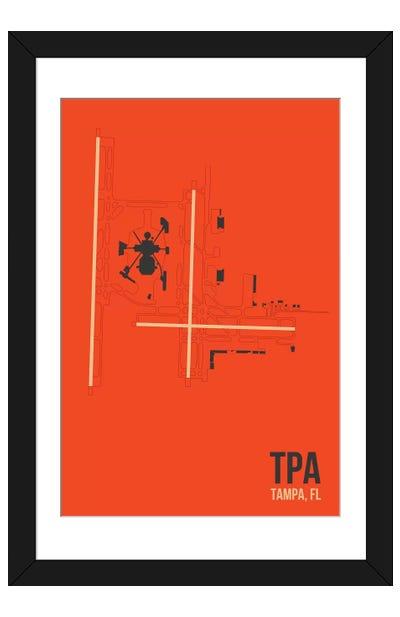 Tampa Bay Framed Art Print