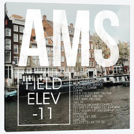 AMS Live Canvas Print #OET206} by 08 Left Canvas Print