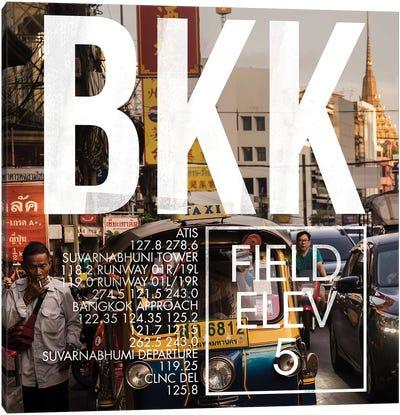 BKK Live Canvas Art Print