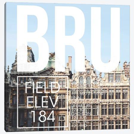 BRU Live Canvas Print #OET218} by 08 Left Canvas Art Print