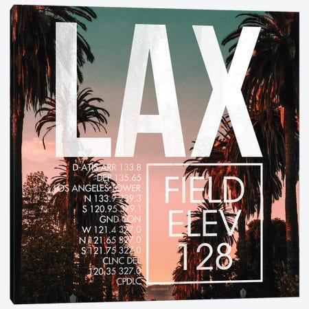 LAX Live Canvas Print #OET253} by 08 Left Canvas Art Print