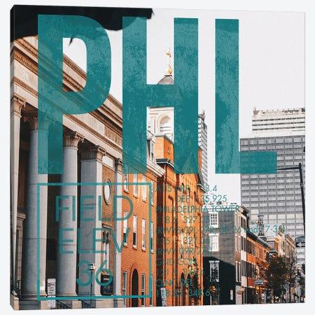 PHL Live Canvas Print #OET274} by 08 Left Canvas Artwork