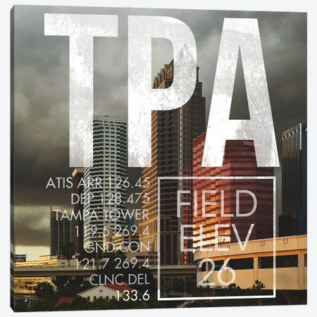 TPA Live Canvas Print #OET287} by 08 Left Art Print