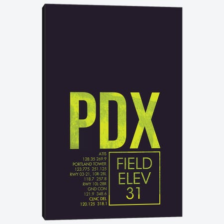 Portland Canvas Print #OET46} by 08 Left Canvas Art Print