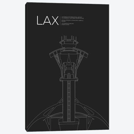 Los Angeles Canvas Print #OET70} by 08 Left Canvas Art Print