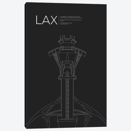 Los Angeles Canvas Print #OET70} by 08 Left Canvas Art Print
