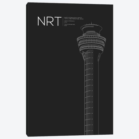 Tokyo (Narita) Canvas Print #OET75} by 08 Left Canvas Art