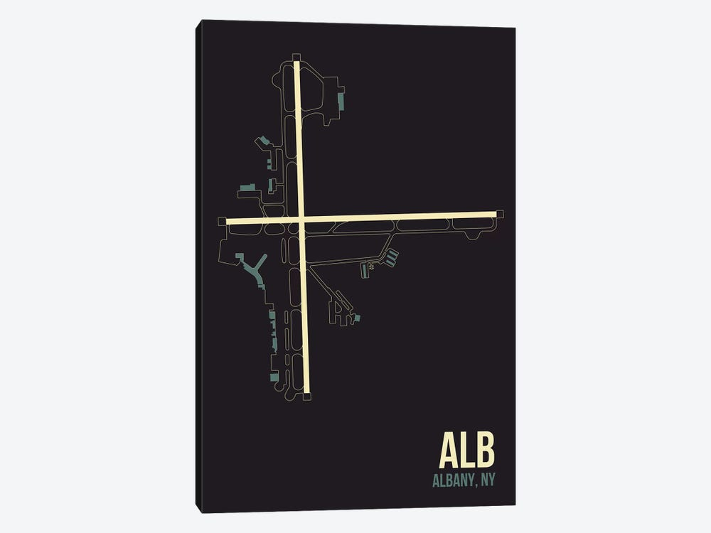 Albany by 08 Left 1-piece Art Print