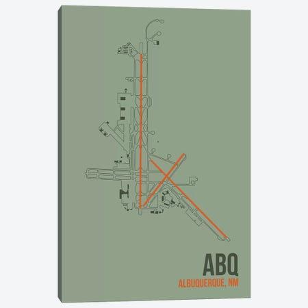 Albuquerque Canvas Print #OET77} by 08 Left Canvas Art
