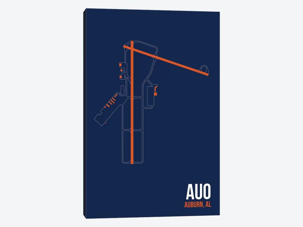 Auburn by 08 Left 1-piece Art Print
