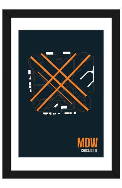Chicago (Midway) Framed Art Print