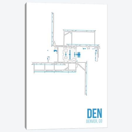 Denver Canvas Print #OET94} by 08 Left Canvas Art