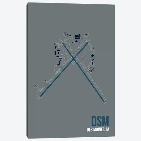 Des Moines Canvas Print #OET95} by 08 Left Canvas Art
