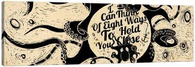 Eight Ways Canvas Print #OFA15