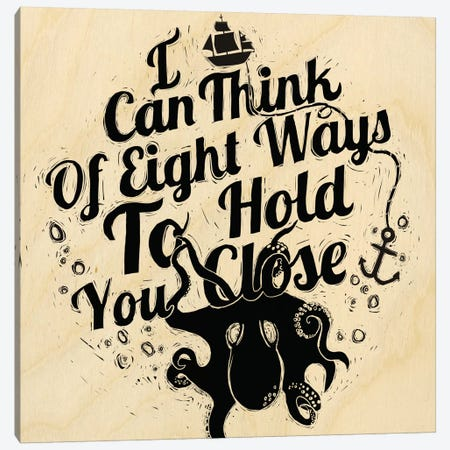 Hold You Close Canvas Print #OFA19} by 5by5collective Canvas Wall Art