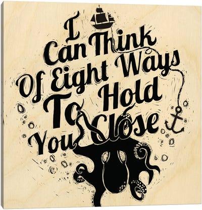 Hold You Close Canvas Art Print