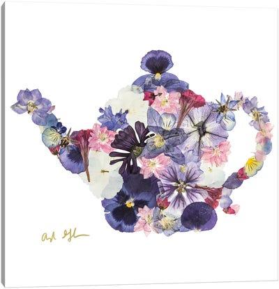 Teapot Canvas Art Print