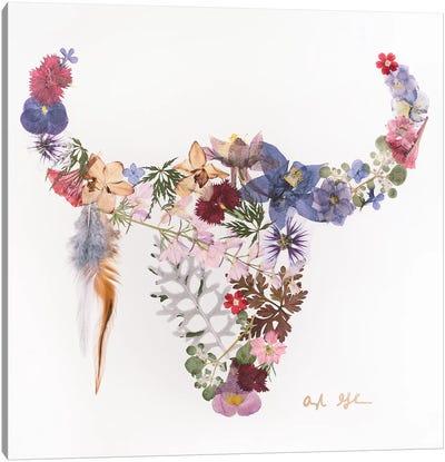 Buffalo Bette Canvas Art Print