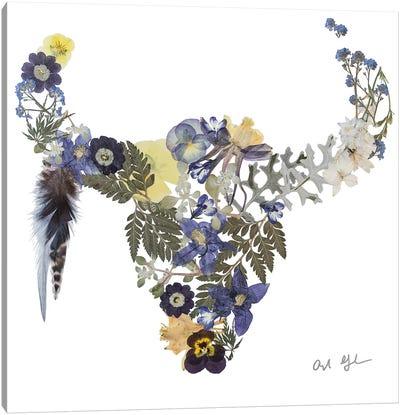 Buffalo Bria Canvas Art Print