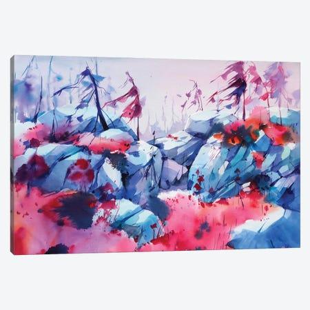 My Thrilling Place Canvas Print #OGA16} by Olga Aksenova Canvas Art